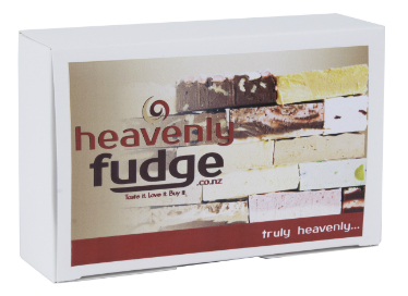 600 gram gift box - Heavenly Fudge