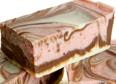 Raspberry Chocolate Dream | Heavenly Fudge