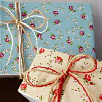 Vintage Floral Gift Box| Heavenly Fudge