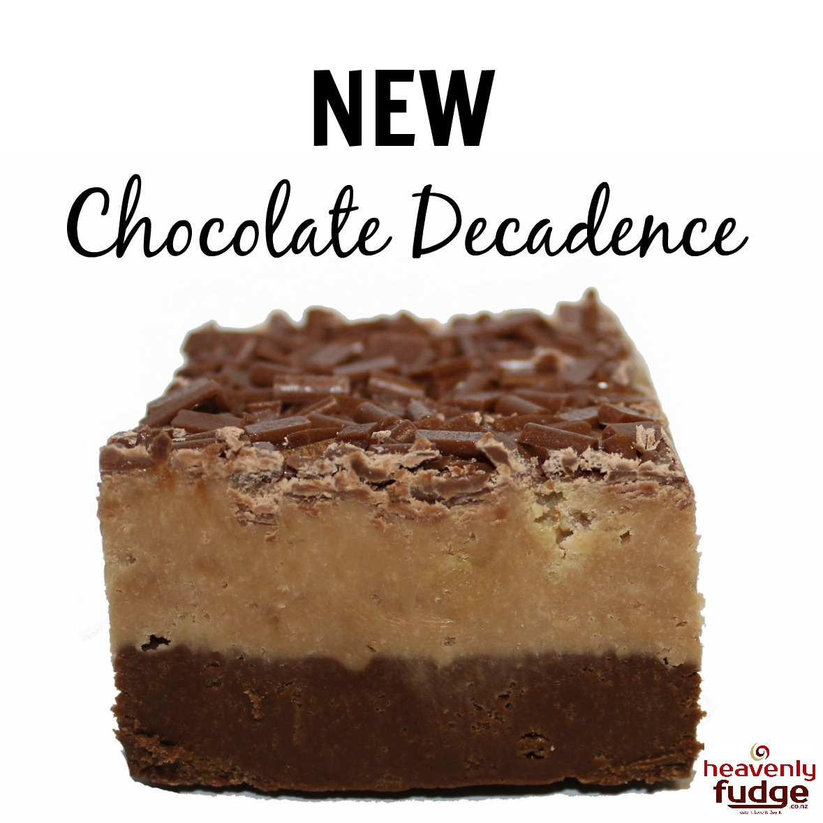 NEW! Chocolate Decadence