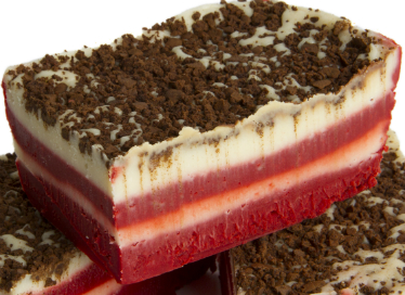 Red Velvet | Heavenly Fudge