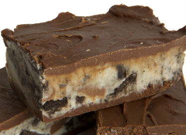 Cookies and Cream | Heavenly Fudge